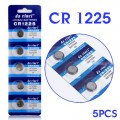 100-brand-new-5PCS-3V-Lithium-Button-Coin-Cells-Batteries-CR1225-LM1225-BR1225-ECR1225-KCR1225-EE6220