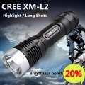 Powerful-LED-Flashlight-Rechargeable-3800-lumens-CREE-XM-L2-Outdoor-Camping-Hunting-Hiking-Waterproof-Flash-light